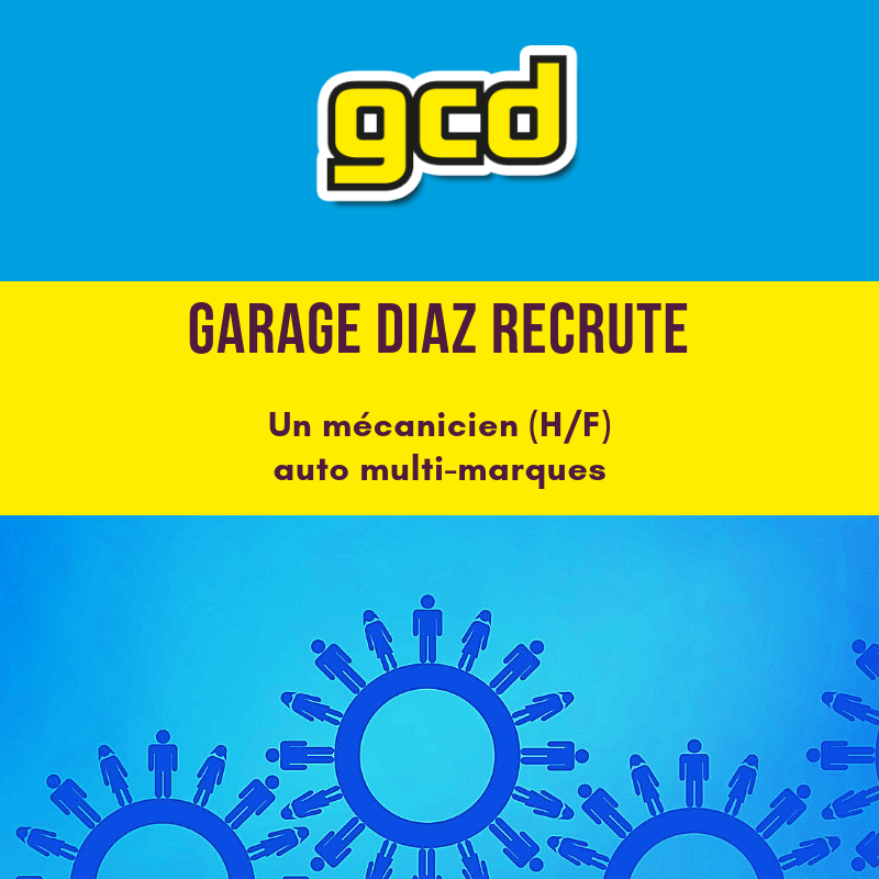 Garage DIAZ RECRUTE