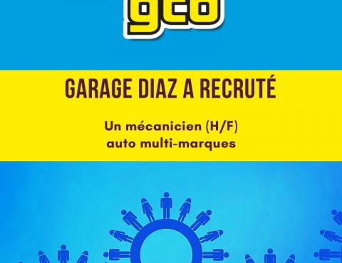 Garage Diaz a recruté