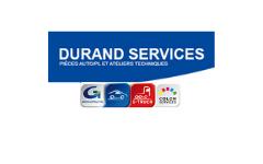 DURAND SERVICES